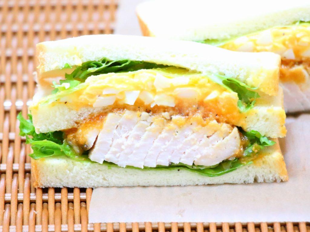 鶏ハム(人参ジュレ)